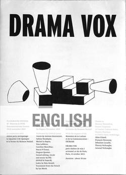 Drama Vox