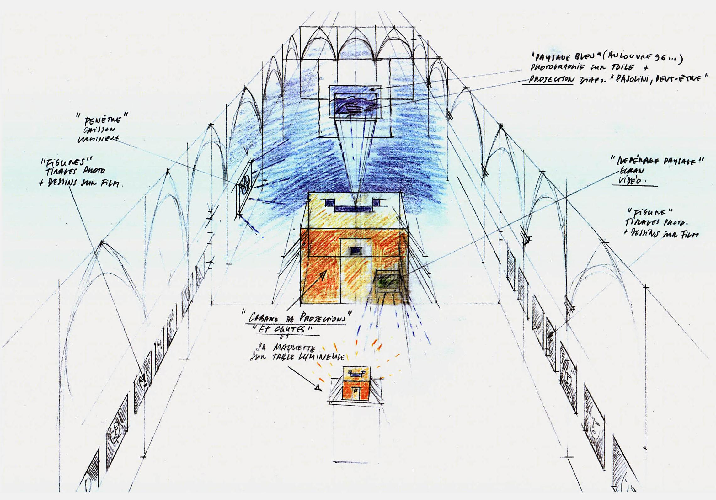 Cabane de Projection