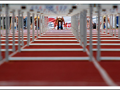 17 Hurdles on the Track to Success