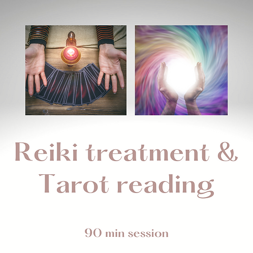 Reiki & Tarot reading