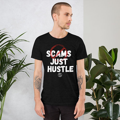 No Scams Just Hustle