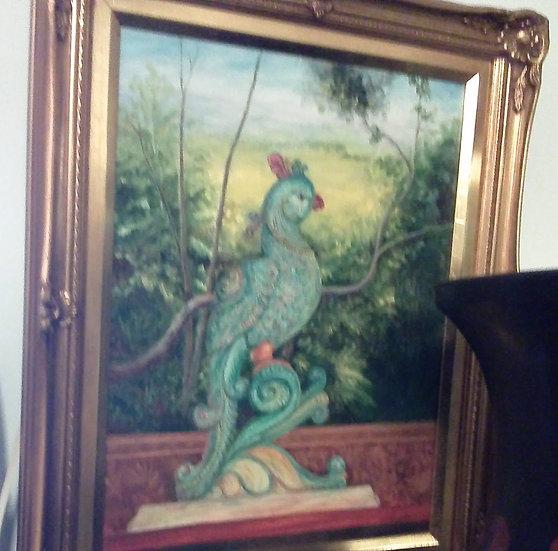 """""""The Parrot"""" by: Joseph A. Sullo"""