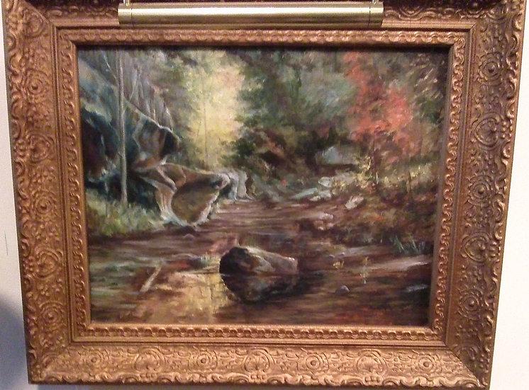 """""""Hidden Upstream"""" by: Joseph A. Sullo"""