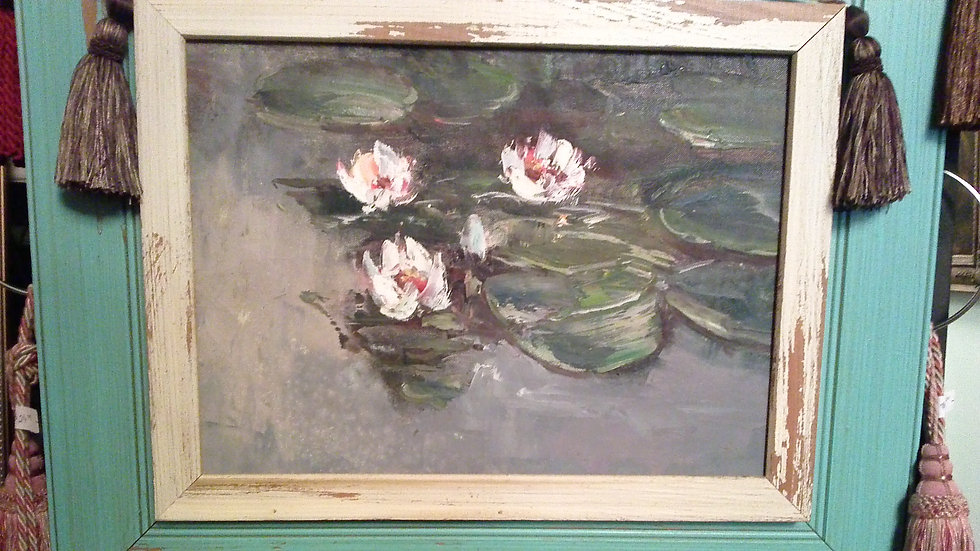 """Waterlilies"""