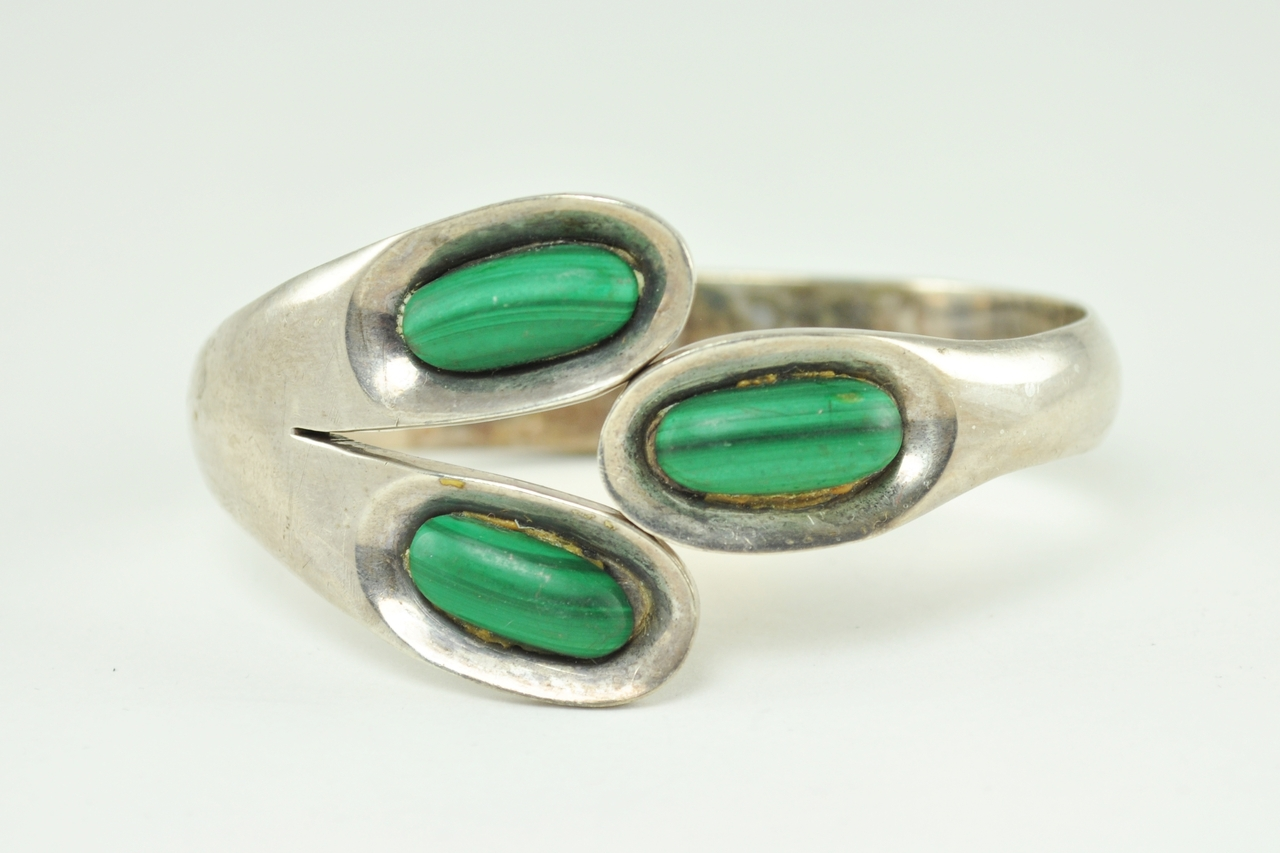 Sue Rochfort Malachite Bracelet