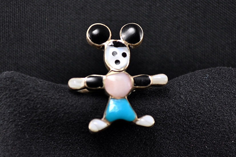 Large Eared Mouse Ring
