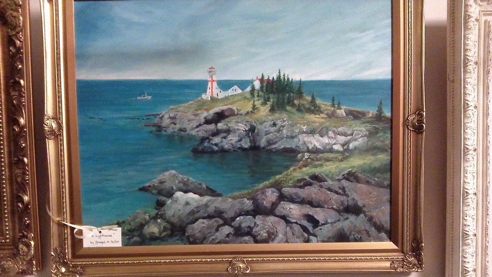 """""""The Lighthouse"""" by: Joseph A. Sullo"""