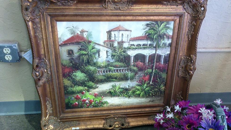 """""""Villa"""" Artist Unknown"""