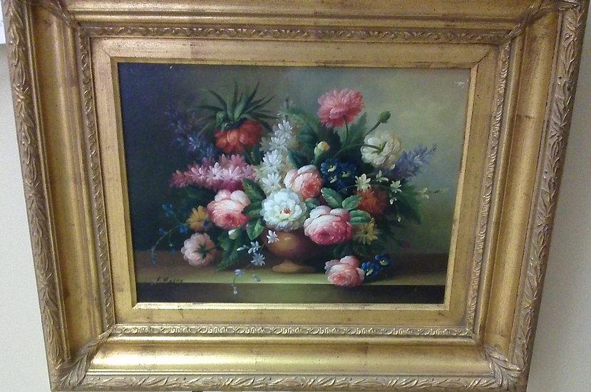 """""""Floral"""" by: R. Mario"""