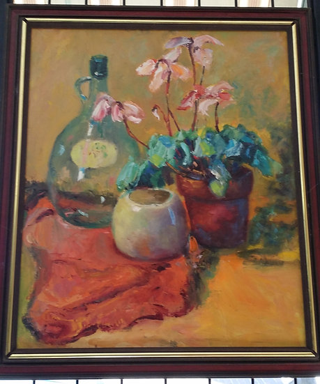 Cyclamen Original Oil