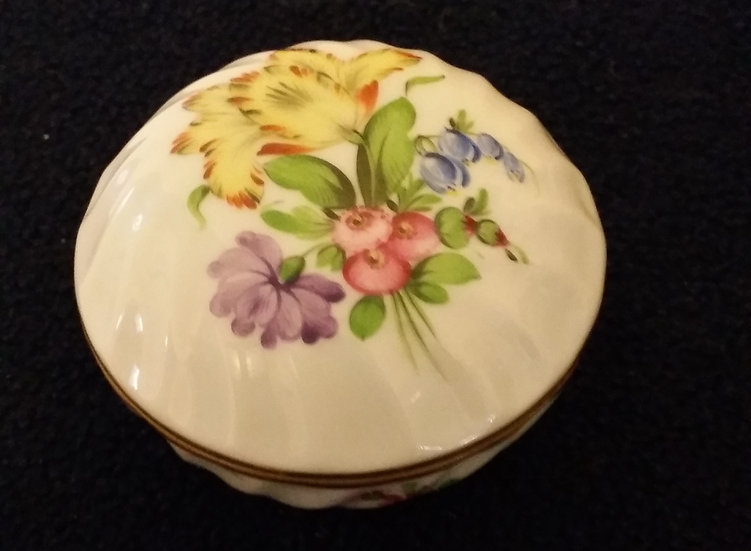 Herend Hungary Hand painted Porcelain
