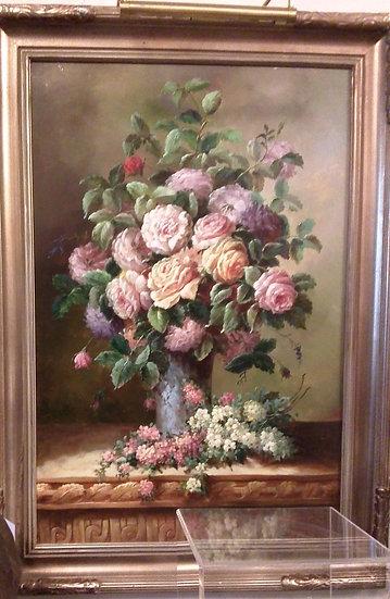 """""""Roses"""" by: G. Baker"""