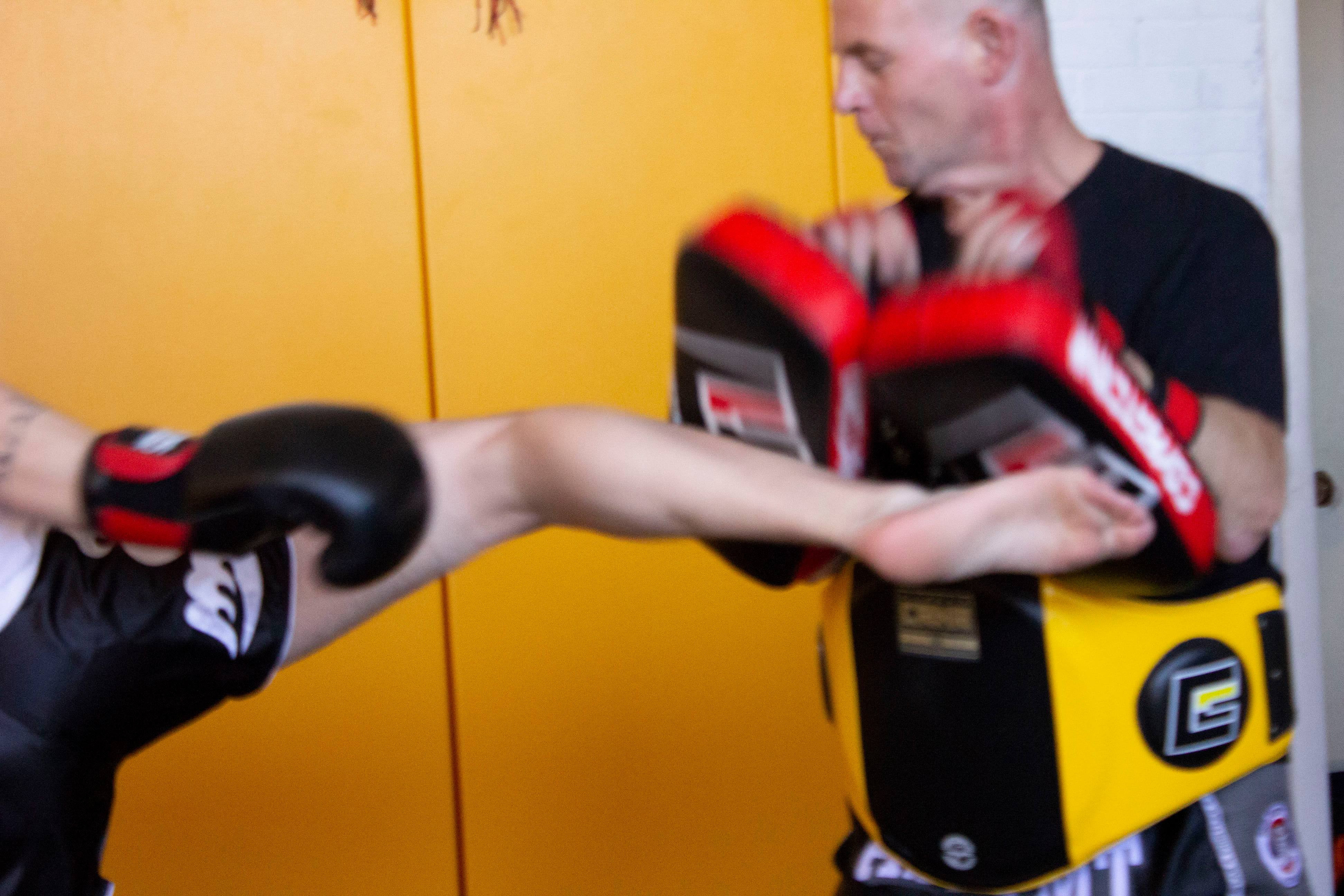 Private Lessons With Kru Dave