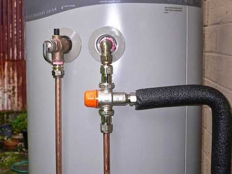 Don't run out of hot water this winter