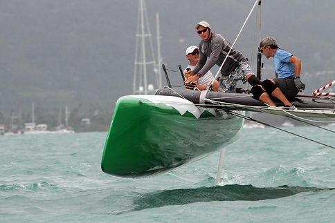 MSR '21 races through stormy weather