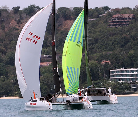 Twin Sharks takes top honors in 4th Sailor's Regatta