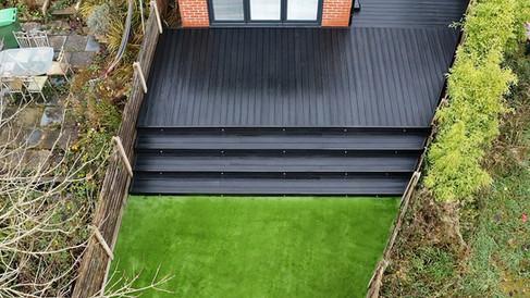 Decking in Manchester, Artificial grass in Manchester, Landscaping services in Manchester, Composite decking in Manchester, Garden decking in Manchester