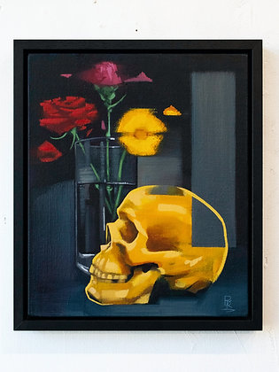 """""""AFTERLIFE"""" (Yellow)"""
