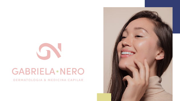 Identidade Visual  e Logotipo Dermatologista