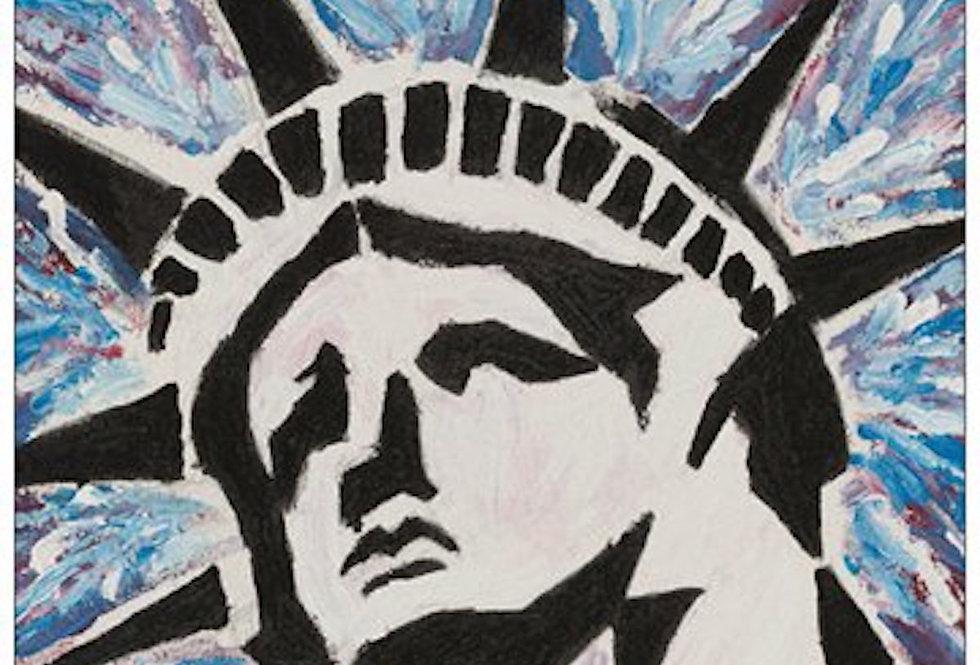 'Lady Liberty' : Magnet