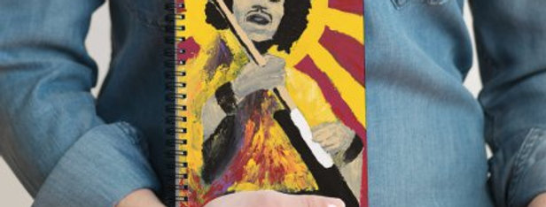 'Bold As Hendrix' : Notebook