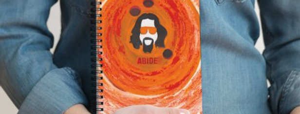 'Abide' : Notebook