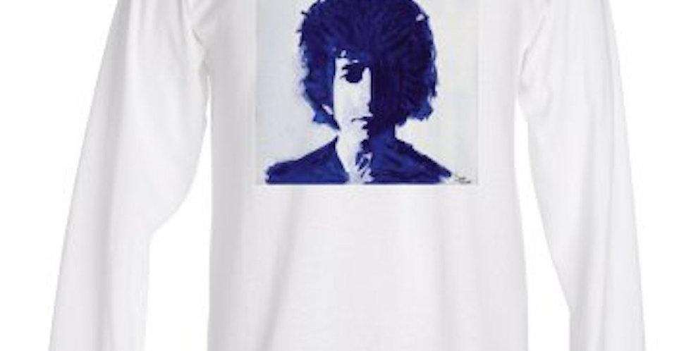 'Bob in Blue' : Long Sleeve T-Shirt