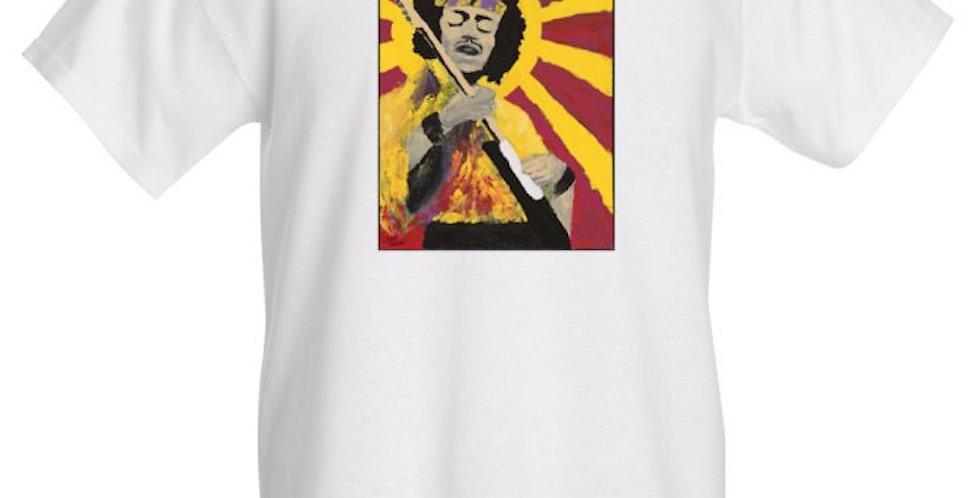 'Bold As Hendrix' : T-Shirt