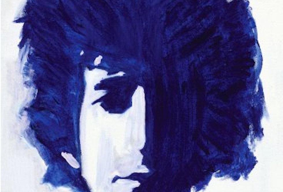 'Bob in Blue' : Post Card