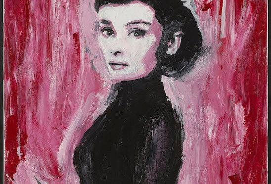 'Audrey' :  Fine Art Print