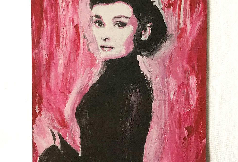 'Audrey' : Magnet
