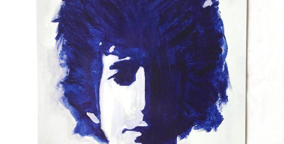 'Bob in Blue' : Magnet