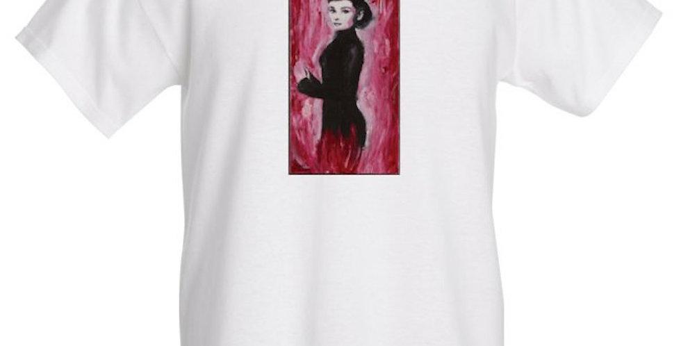 'Audrey' : T-Shirt