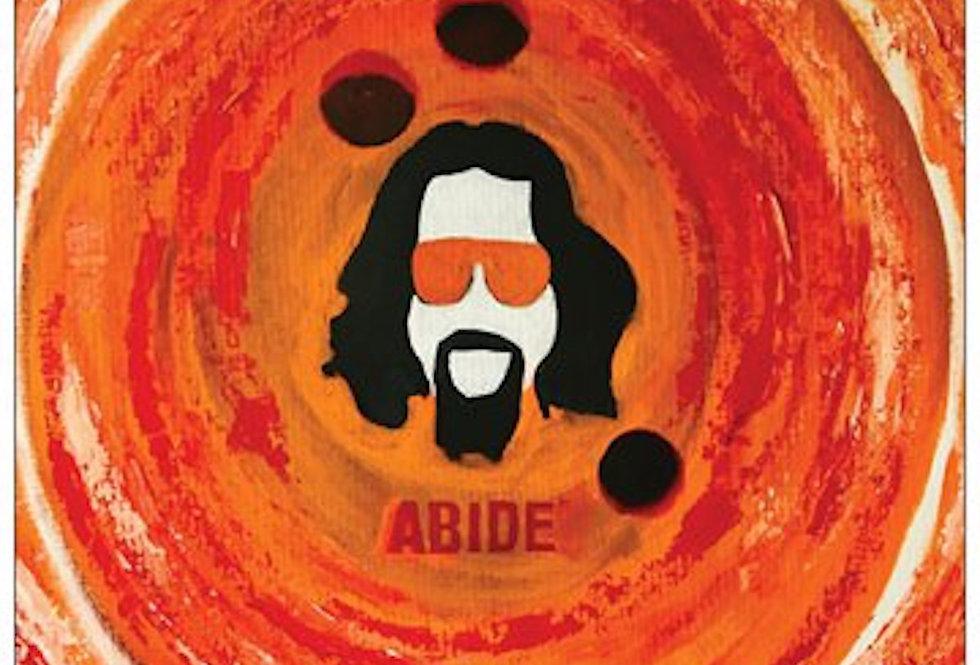 'Abide' : Post Card