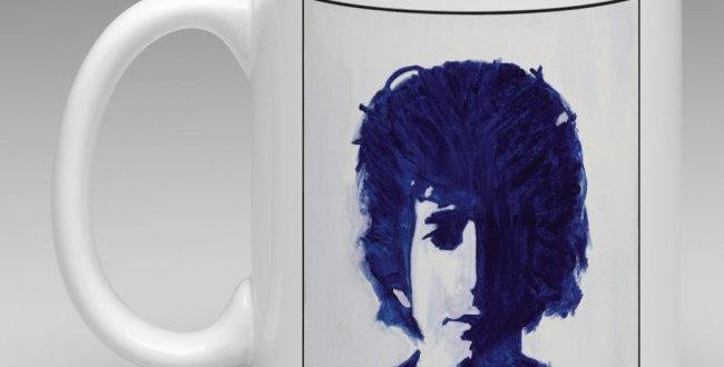 'Bob In Blue' : Mug 11oz