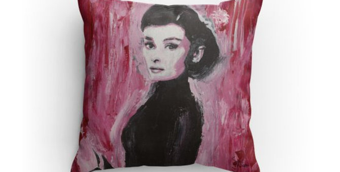 'Audrey' Pillow 14x14