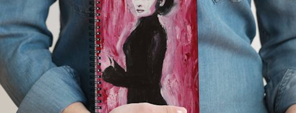 'Audrey' : Notebook