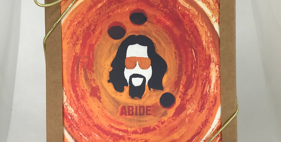 'Abide' : Set of 5 Note Cards