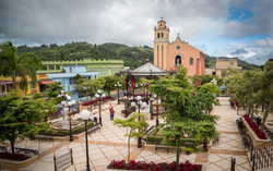 Plaza de Recreo de Barranquitas