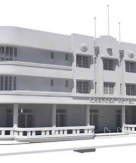 CARDOZO HOTEL - CORNER OCEAN AND 13TH -