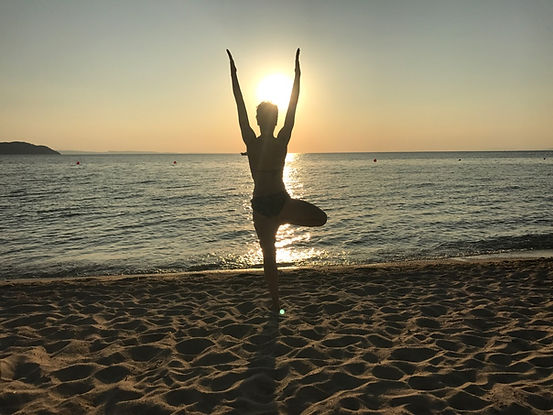 Energy Medicine - Outdoor Yoga in Bristol