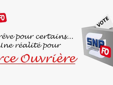 DI de Dijon : Du rêve pour certains... Une réalité pour Force Ouvrière