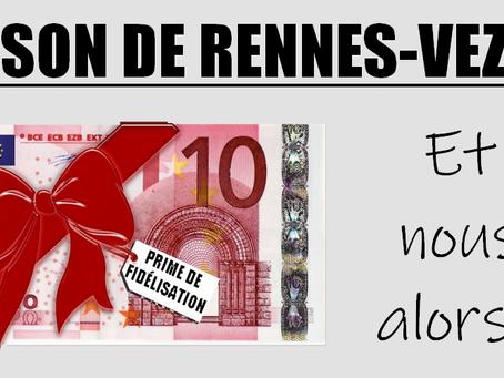 Prison de Rennes-Vezin : Et nous alors ??