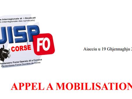 UISP-FO-CORSE : Appel à mobilisation