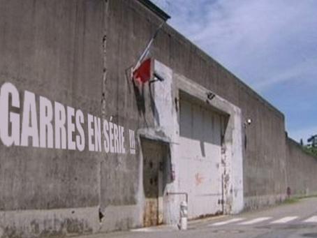 Prison de Chambéry : Bagarres en série !!!