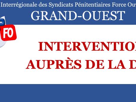 DI de Rennes : Intervention auprès de la DAP
