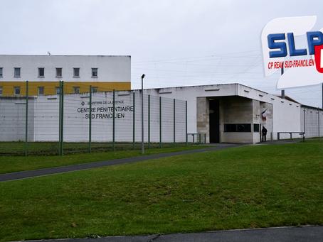 Prison de Réau : Compte Rendu Comité Technique Local du 23 Février 2021