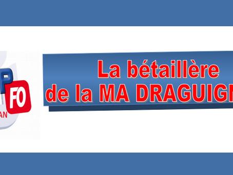 Prison de Draguignan : La bétaillère de la Maison d'arrêt