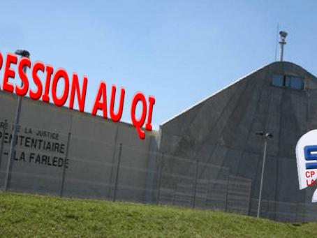 Prison de Toulon-la-Farlède : Agression au QI