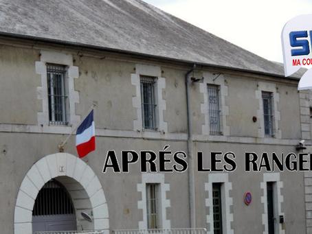 Prison de Coutances : Aprés les rangers...